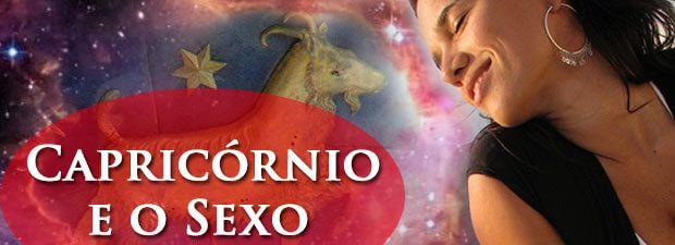 capricórnio e o sexo