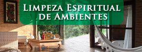 limpeza espiritual de ambientes