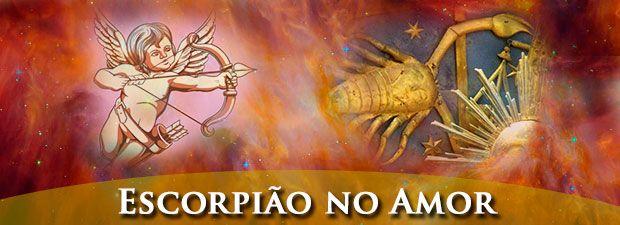 signo de escorpião no amor