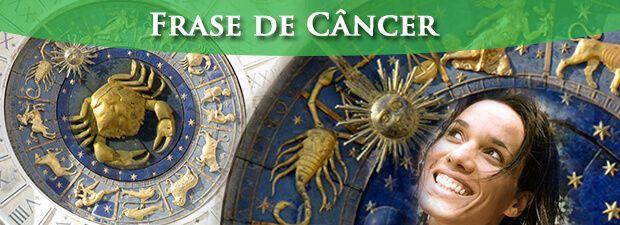 frase de câncer