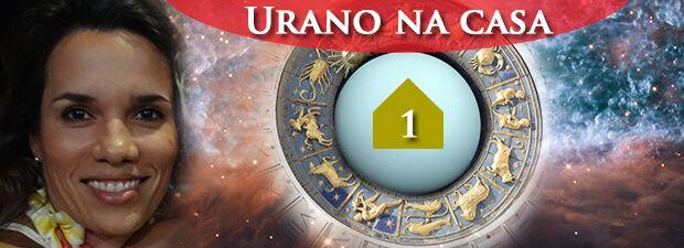 urano na casa 1