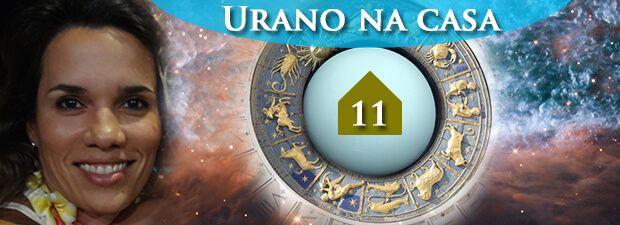 urano na casa 11