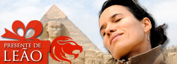 Presente para Leão