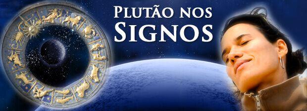 Plutão Astrologia