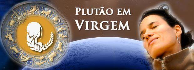 plutão em virgem