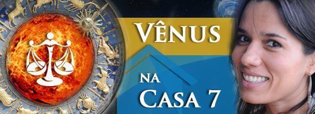 Vênus na Casa 7