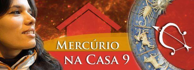 Mercúrio na Casa 9
