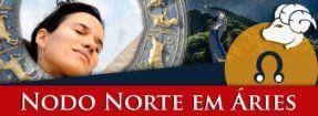 Nodo Norte em Áries