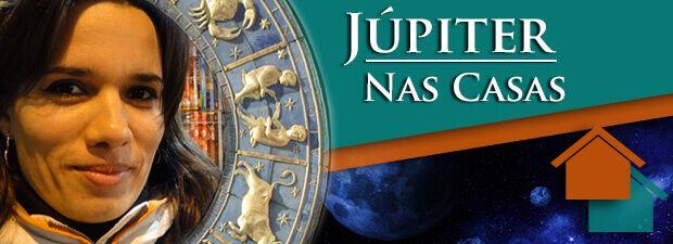Júpiter nas Casas