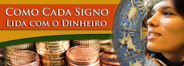 signos e o dinheiro