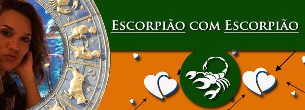 Escorpião com Escorpião