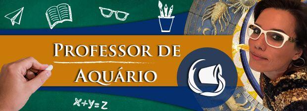 Professor de Aquário
