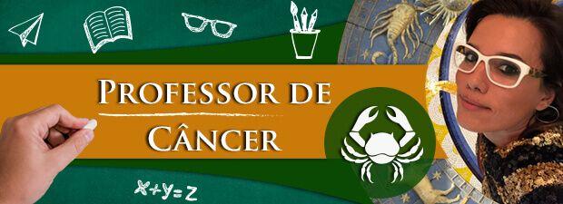 professor de câncer