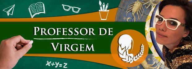 Professor de Virgem