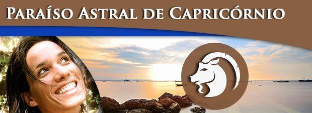 Paraíso Astral Capricórnio